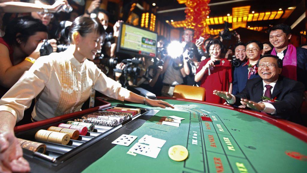 gambling casino by