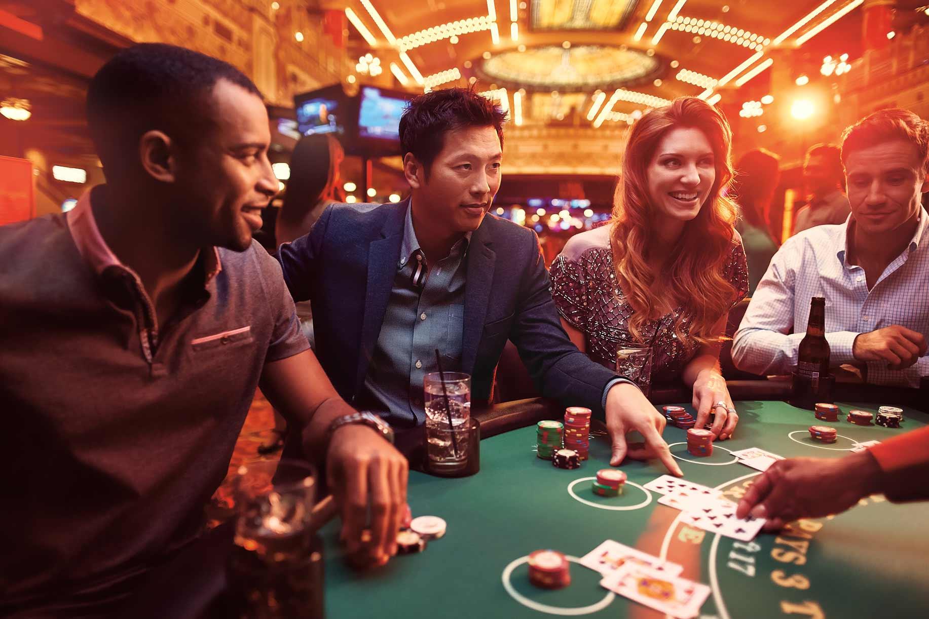 gambling casino age
