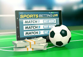 sports betting definition