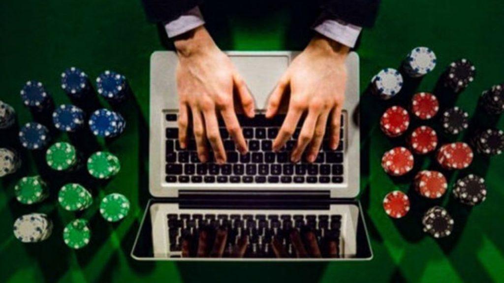 online gambling essay